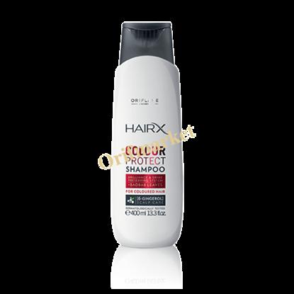 تصویر شامپو محافظ موهای رنگ شده HairX Colour Protect Shampoo