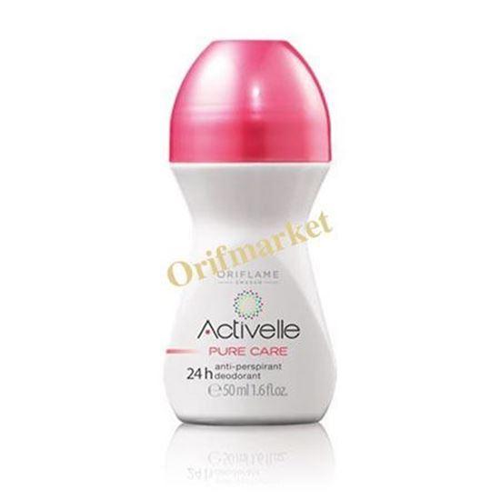 تصویر دئودورانت رولی ضد تعریق برای پوست های حساس Activelle Pure Care