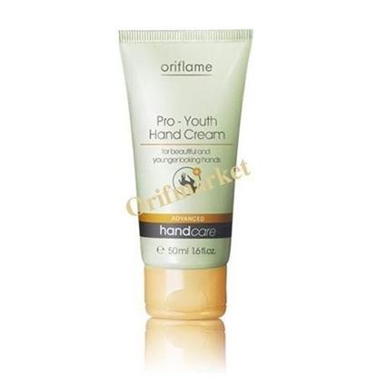 تصویر کرم دست جوان کننده Pro youth hand cream