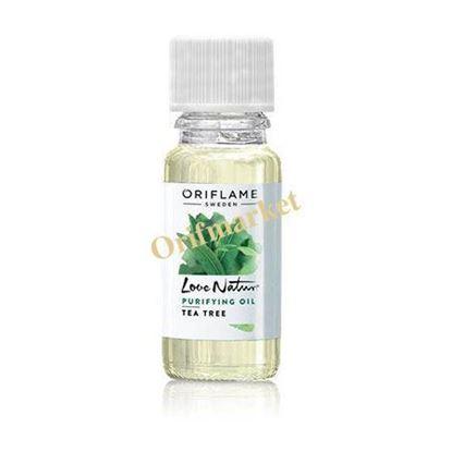 تصویر قطره درخت چای 🍀🔸Love Nature Purifying Oil Tea Tree🔸🍀
