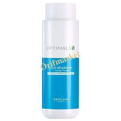 تصویر تونر پاکسازی صورت هیدرا اپتیمالز (مخصوص پوست های نرمال و مختلط) Optimals Hydra Radiance Facial Toner Normal / Combination Skin
