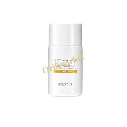 تصویر محافظ چندگانه پوست شما برابر اثرات محیطی Optimals Multi-Protection Urban UV Day Shield SPF 30