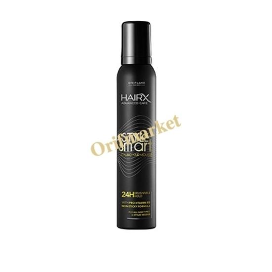 موس حجم دهنده و حالت دهنده مو هیریکس Advanced Care Style Smart Styling Hair Mousse